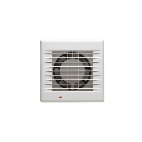 AIRPRO -1 INBOUWVENTILATOR 125MM TIMER