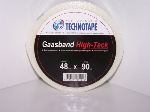Gaasband 48mm 90meter