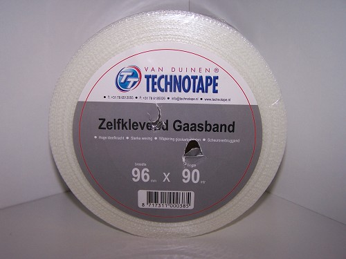 Gaasband 96mm 90meter